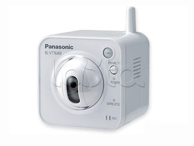 IP-камера видеонаблюдения миниатюрная Panasonic BL-VP164WE